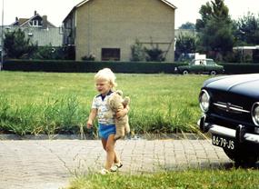 Jan-Willem 3 jaar oud